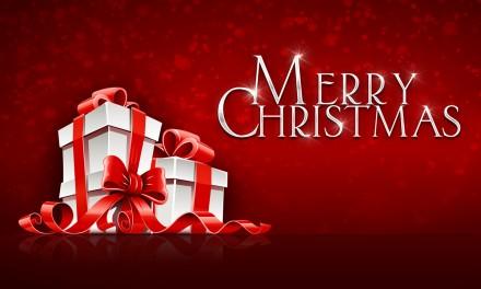 Christmas Greetings from Bury AC
