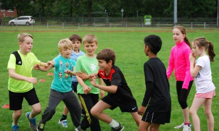 Training for Under 11s